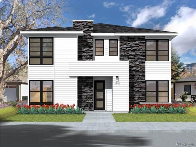 1410 S Monroe Street, Denver, CO 80210 (#6362026) :: Signature Realty, Inc.