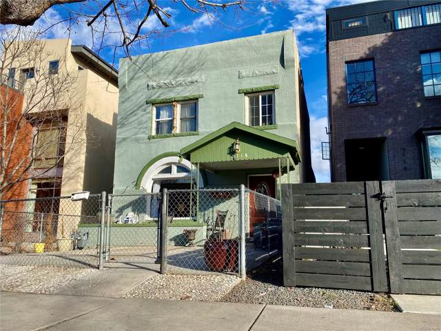 3116 Wyandot Street, Denver, CO 80211 (#6362391) :: Bring Home Denver with Keller Williams Downtown Realty LLC