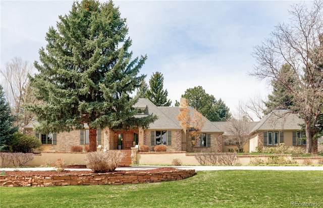 1640 E Layton Drive, Cherry Hills Village, CO 80113 (#6362618) :: Own-Sweethome Team