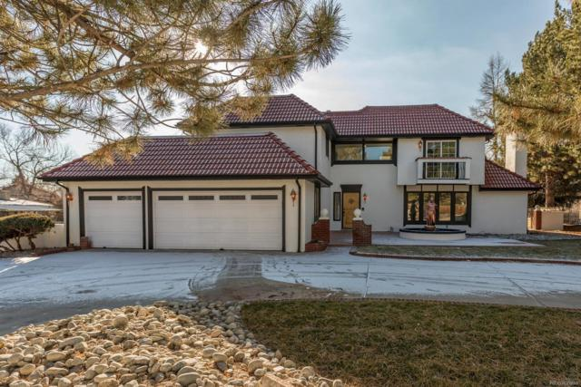 5490 W Ken Caryl Avenue, Littleton, CO 80128 (#6362619) :: House Hunters Colorado