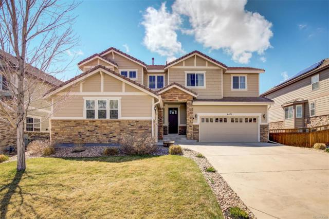 6475 San Miguel Court, Castle Rock, CO 80108 (#6362689) :: The HomeSmiths Team - Keller Williams
