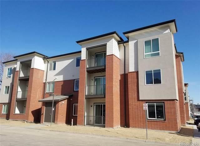 14341 E Tennessee Avenue #105, Aurora, CO 80012 (MLS #6363108) :: 8z Real Estate