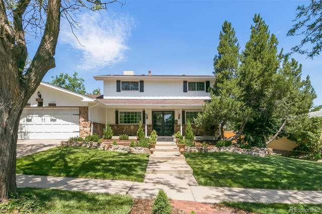 3065 S Xenia Street, Denver, CO 80231 (#6363161) :: Berkshire Hathaway Elevated Living Real Estate