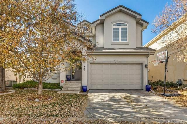 11989 E Lake Circle, Greenwood Village, CO 80111 (#6363261) :: Wisdom Real Estate