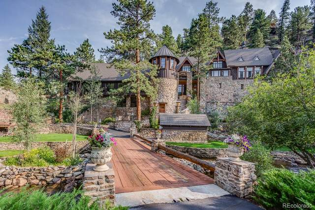 30403 Upper Bear Creek Road, Evergreen, CO 80439 (#6363374) :: Mile High Luxury Real Estate