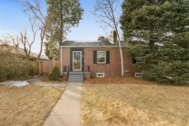 1685 S Marion Street, Denver, CO 80210 (#6363545) :: Bring Home Denver