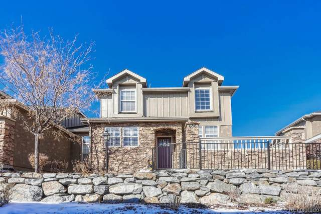 686 Sherman Street, Castle Pines, CO 80108 (#6363737) :: iHomes Colorado