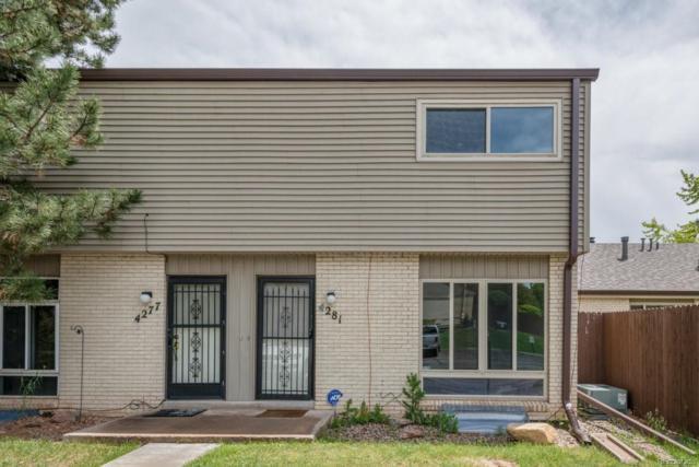 4281 W Ponds Circle, Littleton, CO 80123 (MLS #6364236) :: 8z Real Estate