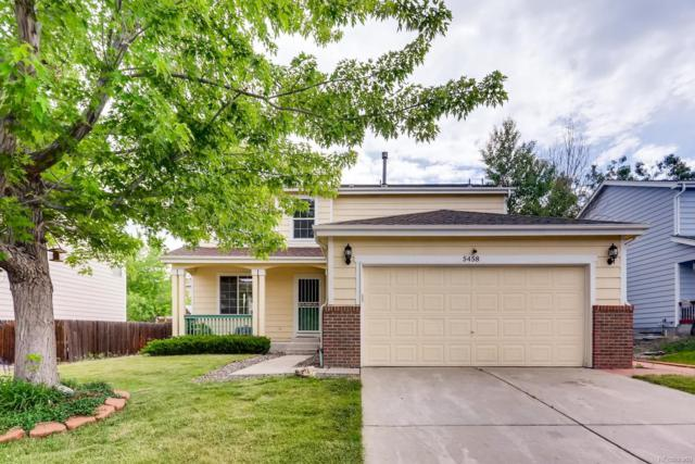 5458 S Rome Street, Aurora, CO 80015 (#6364238) :: 5281 Exclusive Homes Realty