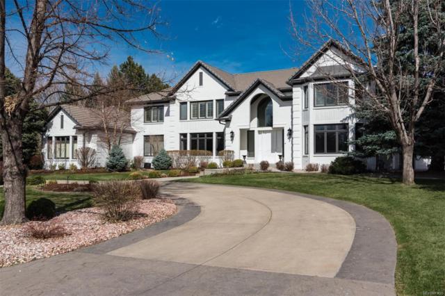 23 Cherry Hills Farm Drive, Cherry Hills Village, CO 80113 (#6364988) :: milehimodern