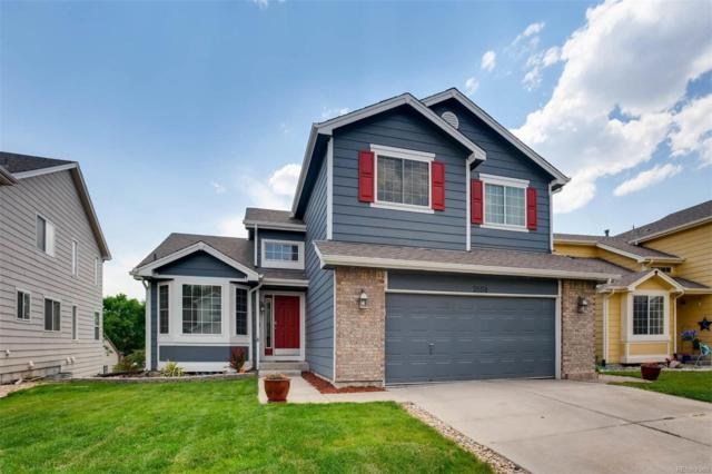 2654 E 132nd Avenue, Thornton, CO 80241 (#6365091) :: The Pete Cook Home Group
