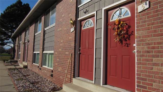1420 Hover Street #4, Longmont, CO 80501 (#6365135) :: Mile High Luxury Real Estate
