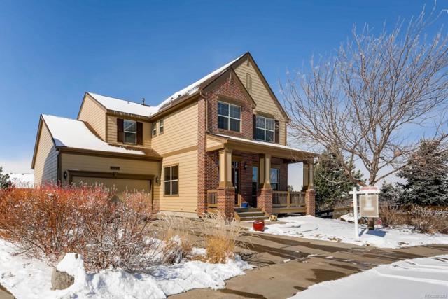 12127 S Hidden Trail Court, Parker, CO 80138 (#6365225) :: HomeSmart Realty Group