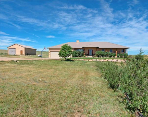 16940 Eurich, Calhan, CO 80808 (#6365300) :: Structure CO Group