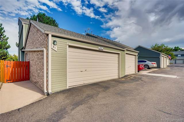 3457 S Ammons Street 3-1, Lakewood, CO 80227 (#6365332) :: Bring Home Denver with Keller Williams Downtown Realty LLC