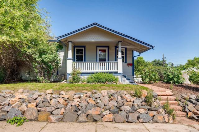 2186 S Humboldt Street, Denver, CO 80210 (MLS #6365828) :: 8z Real Estate