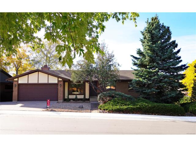 13996 W Wesley Avenue, Lakewood, CO 80228 (#6365836) :: ParkSide Realty & Management