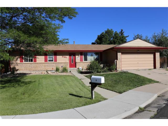 2191 Ridge Drive, Broomfield, CO 80020 (MLS #6365936) :: 8z Real Estate