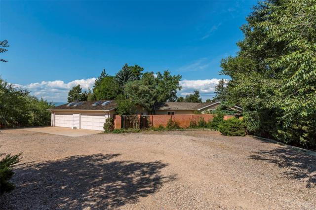 4747 E Belleview Avenue, Cherry Hills Village, CO 80121 (#6366321) :: Structure CO Group