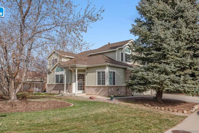 8407 Pierson Court, Arvada, CO 80005 (#6366324) :: My Home Team