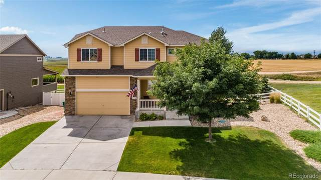 130 Sycamore Avenue, Johnstown, CO 80534 (#6366332) :: The DeGrood Team