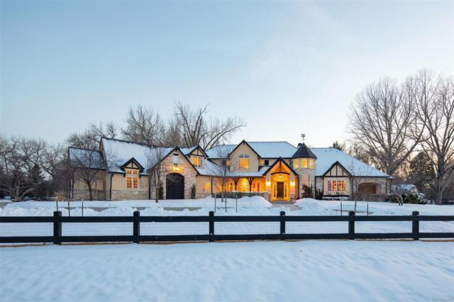 395 Shadycroft Drive, Littleton, CO 80120 (#6366674) :: The Peak Properties Group