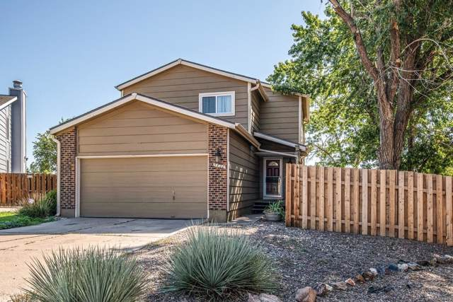 5600 W 71st Circle, Arvada, CO 80003 (#6366766) :: The Tamborra Team