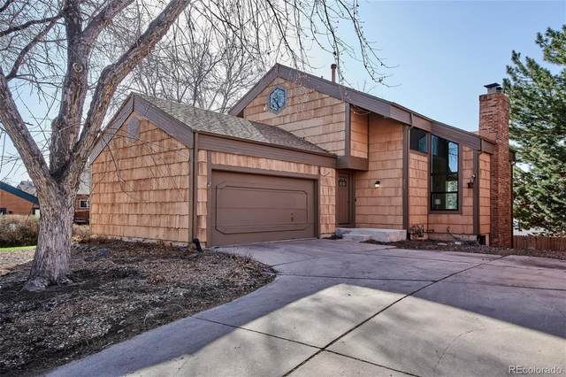 10222 W Ida Avenue #233, Littleton, CO 80127 (MLS #6366824) :: The Sam Biller Home Team
