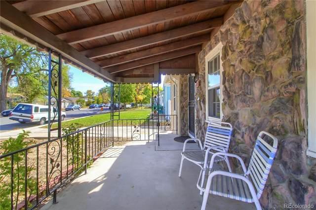 1815 S Cook Street, Denver, CO 80210 (MLS #6367080) :: 8z Real Estate