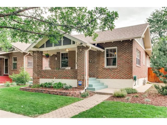 1958 S Grant Street, Denver, CO 80210 (#6367569) :: Thrive Real Estate Group