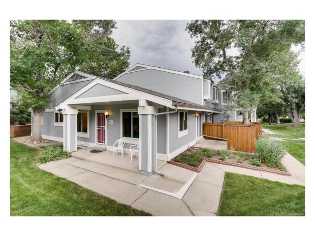 2557 S Dover Street #28, Lakewood, CO 80227 (MLS #6367938) :: 8z Real Estate