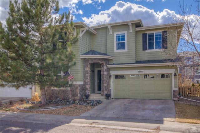 10661 Cherrybrook Circle, Highlands Ranch, CO 80126 (#6368145) :: The Peak Properties Group