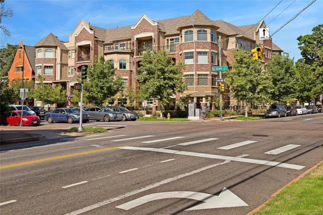 1100 N Grant Street #401, Denver, CO 80203 (#6368778) :: Bring Home Denver