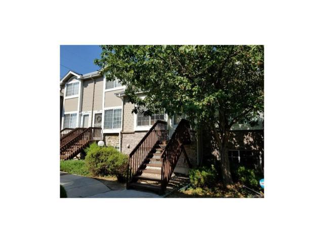 1885 S Quebec Way G107, Denver, CO 80231 (MLS #6369377) :: 8z Real Estate