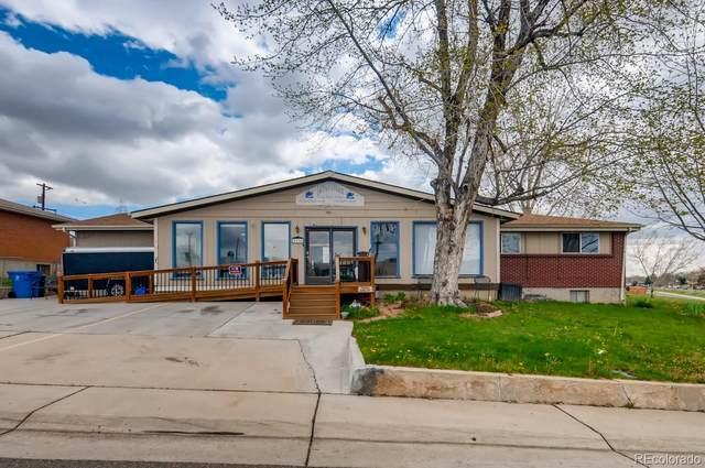8330 Clarkson Street, Thornton, CO 80229 (#6369557) :: Venterra Real Estate LLC