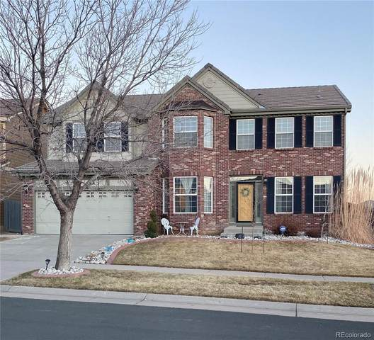 19146 E Vassar Drive, Aurora, CO 80013 (#6369722) :: The Dixon Group