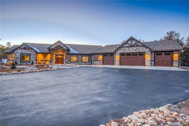 5710 Saxton Hollow Road, Colorado Springs, CO 80908 (#6370229) :: The Gilbert Group
