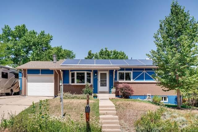 12327 W Arizona Avenue, Lakewood, CO 80228 (#6370597) :: My Home Team