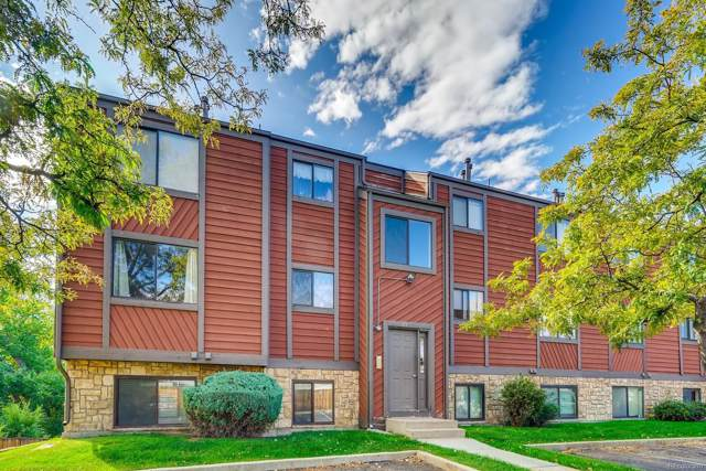313 W Lehow Avenue #14, Englewood, CO 80110 (#6370658) :: The Gilbert Group