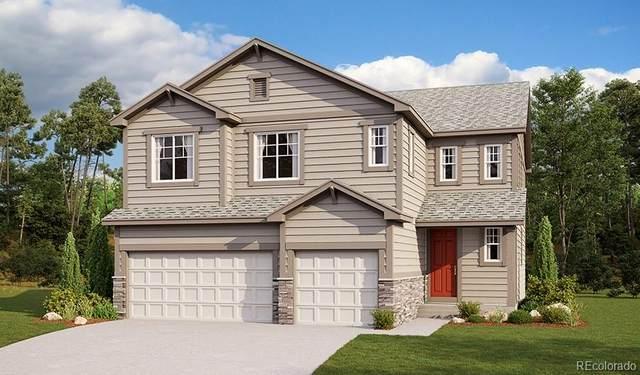 5217 Ditmars Lane, Castle Rock, CO 80104 (#6371162) :: Berkshire Hathaway HomeServices Innovative Real Estate