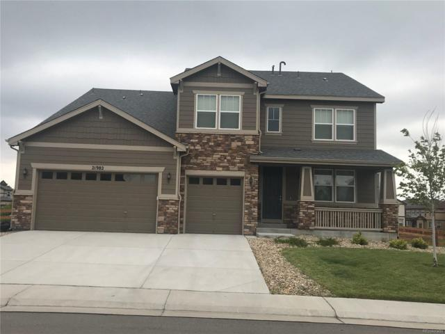 21982 E Layton Drive, Aurora, CO 80015 (#6371283) :: The Pete Cook Home Group