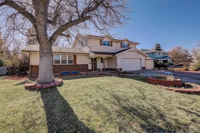 11058 E Wesley Avenue, Aurora, CO 80014 (#6371571) :: The Griffith Home Team