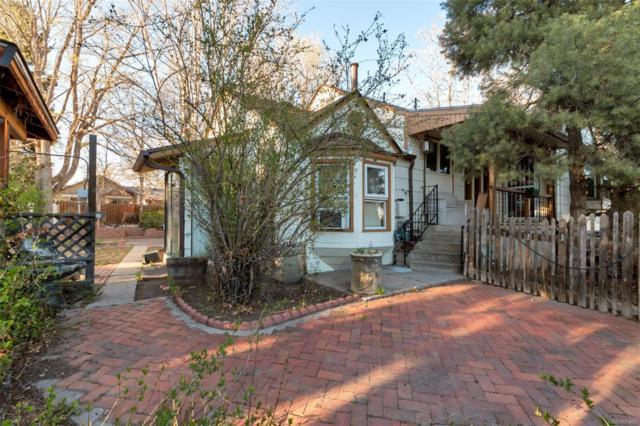 6801 W 29th Avenue, Wheat Ridge, CO 80033 (#6371705) :: Wisdom Real Estate
