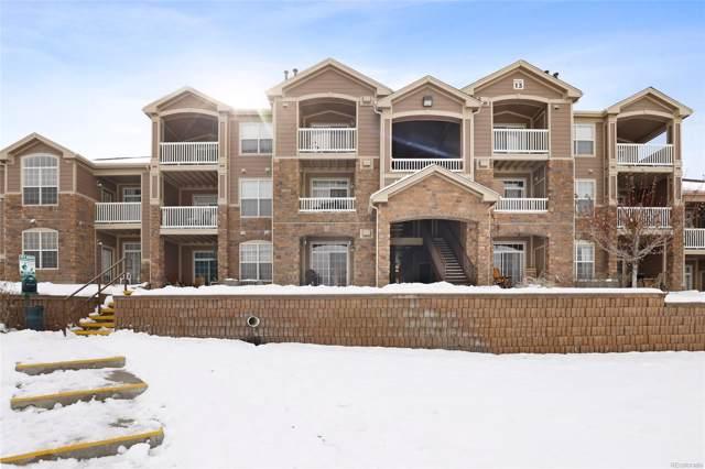7440 S Blackhawk Street #13105, Englewood, CO 80112 (#6371798) :: True Performance Real Estate