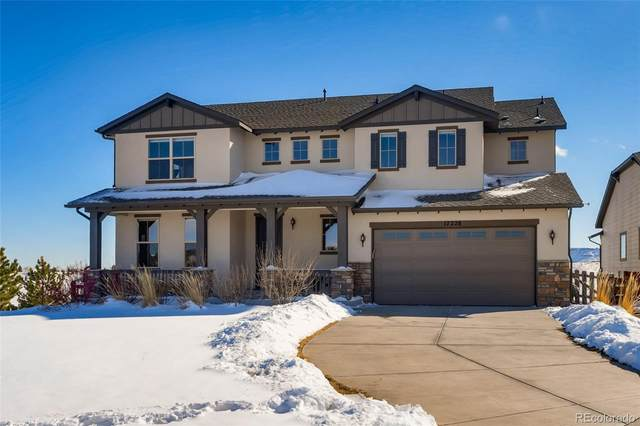 17228 W 83rd Circle, Arvada, CO 80007 (#6371956) :: The DeGrood Team