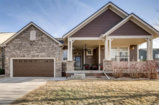 1498 S Grand Baker Circle, Aurora, CO 80018 (#6372265) :: The HomeSmiths Team - Keller Williams