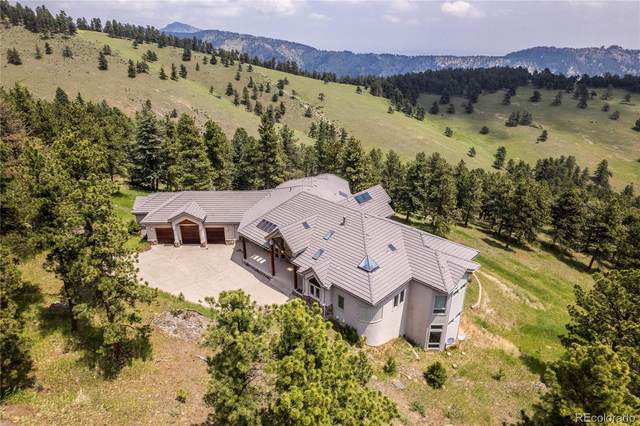 27628 Misty Road, Golden, CO 80403 (#6372399) :: Berkshire Hathaway HomeServices Innovative Real Estate
