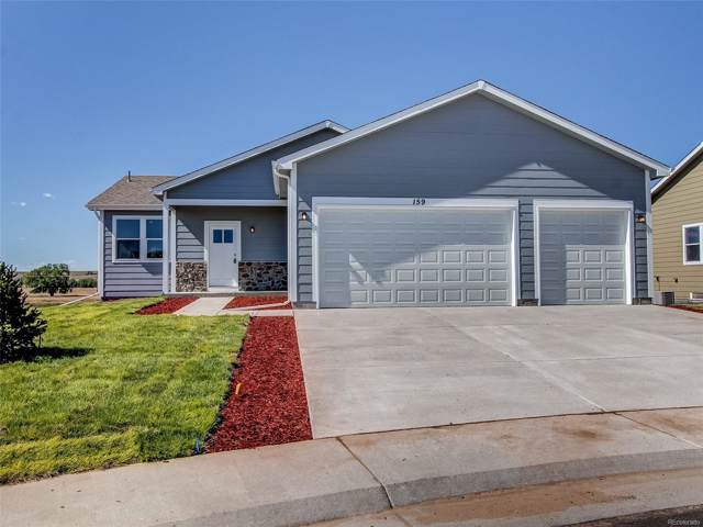 340 S 2ND Avenue, Deer Trail, CO 80105 (#6372625) :: My Home Team
