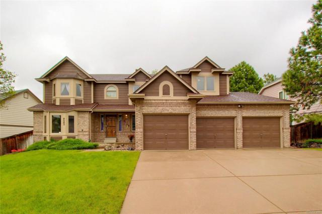 9302 Cornell Circle, Highlands Ranch, CO 80130 (#6372654) :: The Peak Properties Group