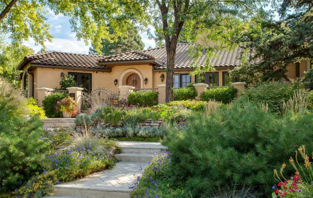 900 S Steele Street, Denver, CO 80209 (#6373626) :: Colorado Home Finder Realty